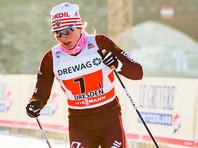 Лыжница Сорина проиграла 0,1 секунды в споре за третье место в гонке этапа Кубка мира