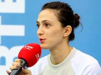 Ласицкене поздравила спортивных чиновников с пятилетним юбилеем отстранения легкоатлетов