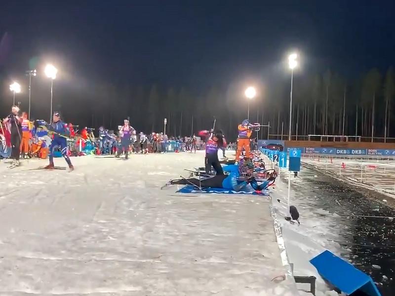 Первый этап Кубка мира по биатлону состоится в Контиолахти с 28 по 29 ноября. Там же с 3 по 6 декабря пройдет и второй этап