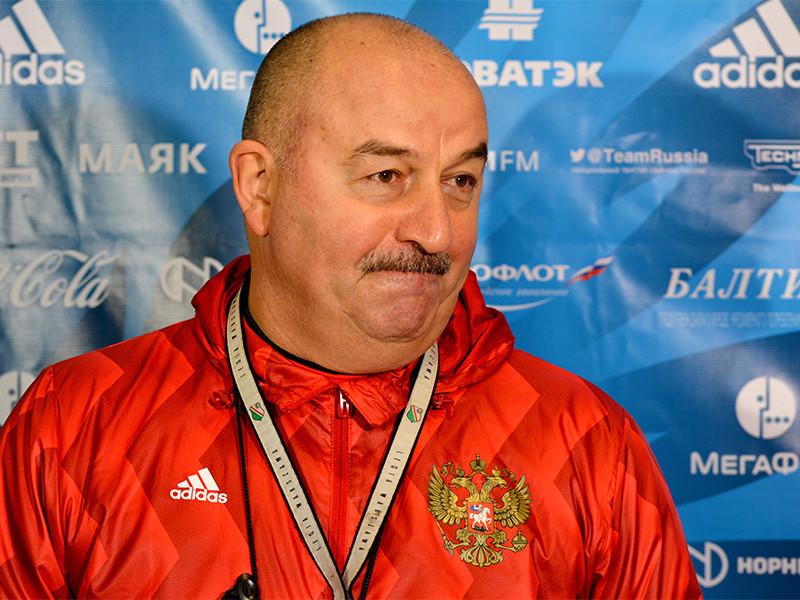 Черчесов попросит УЕФА не наказывать фанатов ЦСКА за кричалки в свой адрес