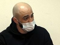 13 ноября во время турнира по ММА Яндиев напал на Харитонова и его друга Руслана Абдо