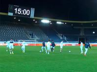 Матч Лиги наций УЕФА отменили из-за вспышки коронавируса в лагере украинцев