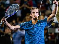Медведев победой завершил групповой этап ATP Finals
