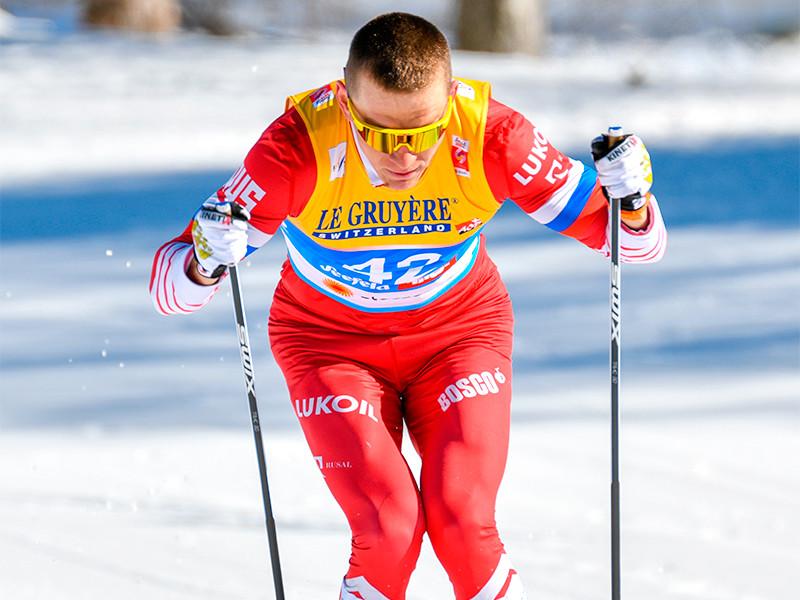Большунов и Ретивых выиграли командный спринт на лыжном этапе Кубка мира