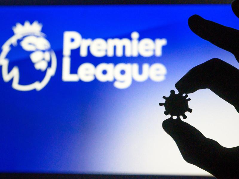 Чемпионат Англии по футболу могут прервать из-за антирекорда по COVID-19
