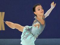 Фигуристка Анна Щербакова выступала на чемпионате страны с высокой температурой