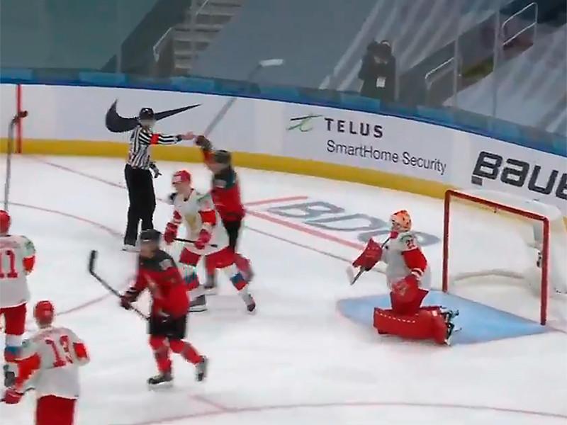 Россияне уступили канадцам перед стартом молодежного ЧМ по хоккею