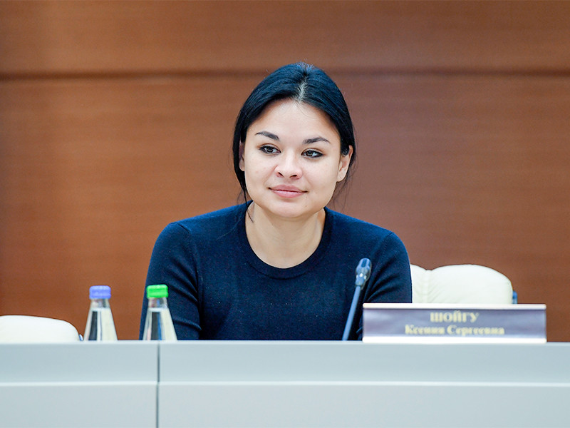 Дочь Шойгу стала новым президентом Федерации триатлона России