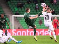 """""""Краснодар"""" пробился в плей-офф Лиги Европы, """"Зенит"""" лишился надежд"""