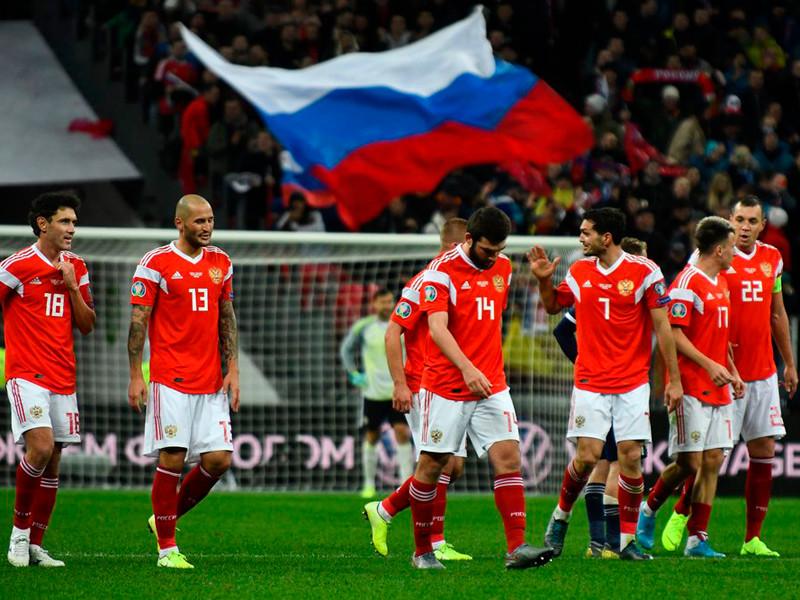 Российские футболисты узнали соперников по квалификации ЧМ-2022