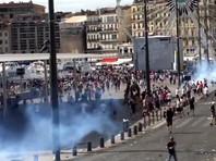 Во Франции начался суд над фанатами из РФ, изувечившими британца в Марселе