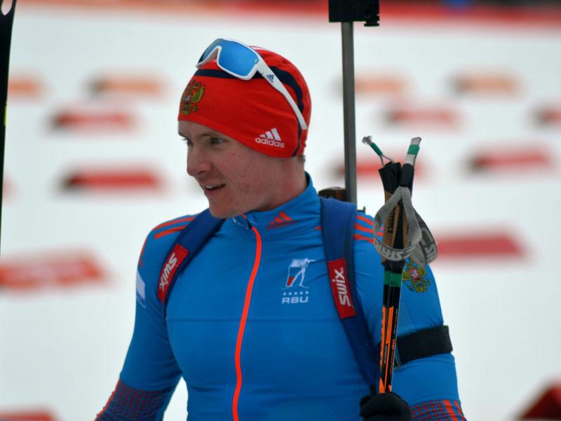 Биатлонист Шопин в невменяемом состоянии угрожал допинг-офицеру
