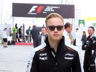 """Дебютант """"Формулы-1"""" Никита Мазепин угодил в скандал с полуобнаженной девушкой"""