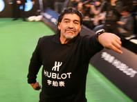 Аргентинский суд постановил сохранить тело Диего Марадоны