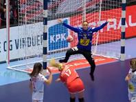 Гандболистки сборной России победно стартовали на чемпионате Европы