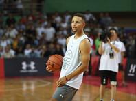 Звезда НБА 105 раз подряд поразил кольцо из-за шестиметровой дуги (ВИДЕО)