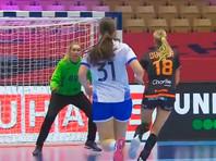 Женская сборная России по гандболу заняла пятое место на чемпионате Европы