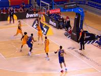 """Баскетболисты """"Химок"""" потерпели шестое поражение подряд в Евролиге"""