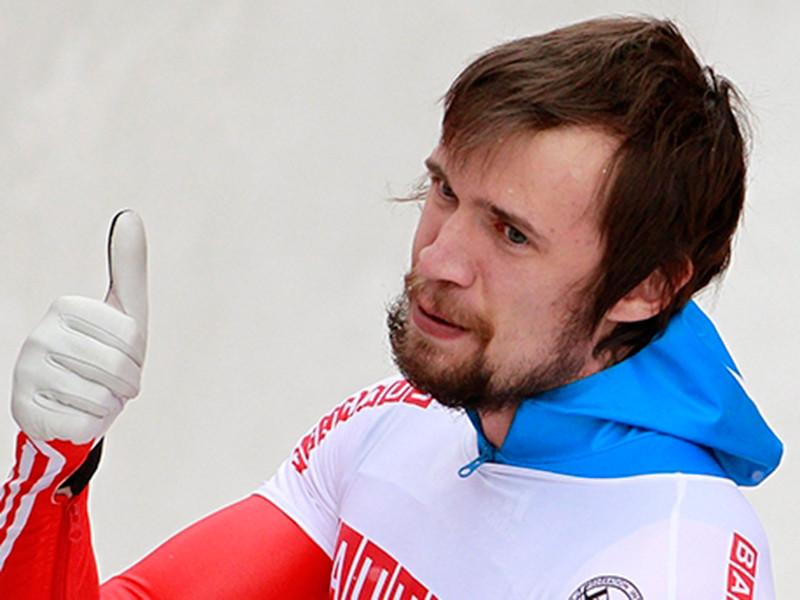 Скелетонист Третьяков добыл золото Кубка мира на этапе в Инсбруке