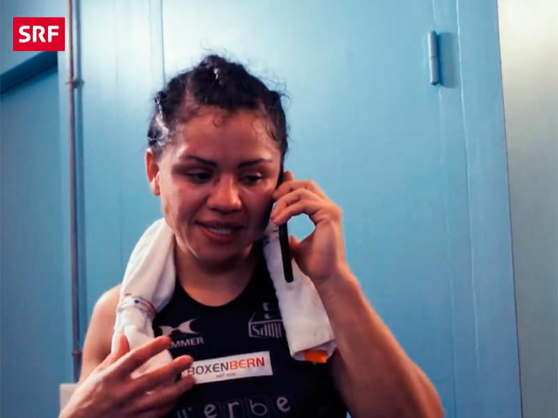 Бразильскую боксершу подозревают в том, что она до смерти забила своего богатого мужа