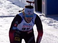 Норвежские биатлонисты заняли весь пьедестал почета на этапе Кубка мира