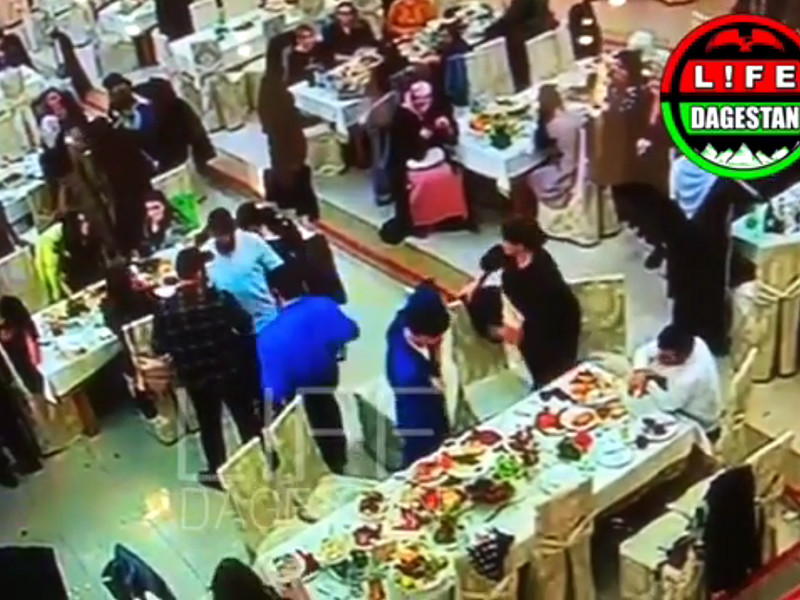 21 ноября на свадьбе в Дагестане у Антигулова возник конфликт с мужчиной по имени Расул