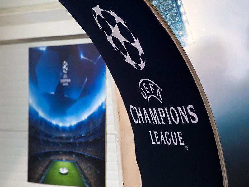В Ньоне состоялась жеребьевка 1/8 финала розыгрыша Лиги чемпионов