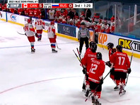 Канада разгромила Россию в полуфинале молодежного чемпионата мира по хоккею