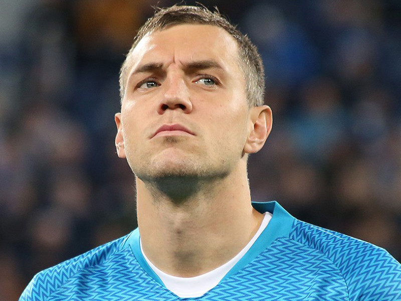 Футболист Артем Дзюба заразился коронавирусом