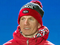 На лыжника Александра Большунова подали заявление в финскую полицию