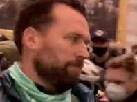 Американский олимпионик Клит Келлер принял участие в штурме Капитолия