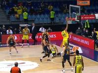 """Баскетболисты """"Химок"""" проиграли 15-й матч подряд в Евролиге"""