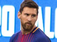 Лионель Месси дисквалифицирован на два матча за удар соперника по голове