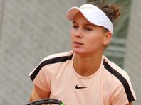 Вероника Кудерметова впервые в карьере пробилась в финал турнира WTA