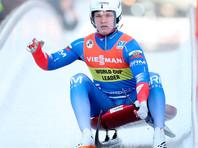 Российские саночники выиграли две медали на чемпионате мира