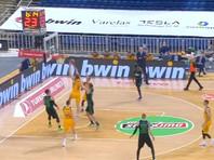 """Баскетболисты """"Химок"""" потерпели 13-е поражение подряд в Евролиге"""