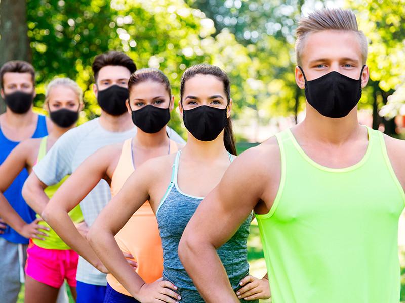 Министерство спорта Франции и Минздрав республики завершили проект по разработке специальной противовирусной маски для спортсменов
