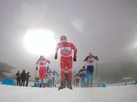 Лыжник Большунов ударил финна палкой, сборную России дисквалифицировали