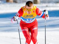 Александр Большунов
