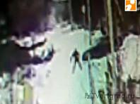 Под Тверью лыжника сбила машина во время прохождения трассы (ВИДЕО)