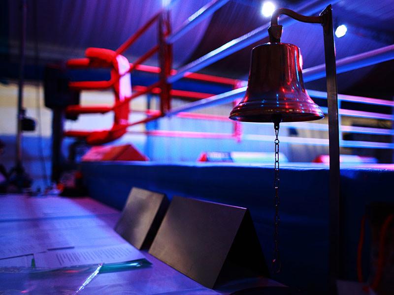 Недовольным властью предложили выплеснуть негатив на боксерском ринге