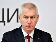 Министр Матыцин ушел с поста главы федерации университетского спорта по требованию WADA