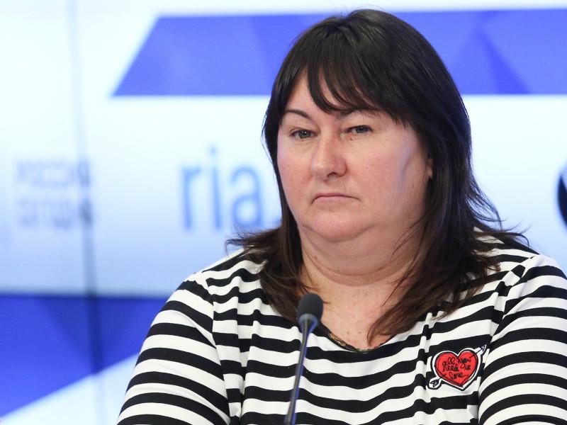 Глава Федерации лыжных гонок России (ФЛГР) Елена Вяльбе