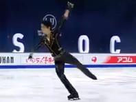 Юдзуру Ханю выиграл короткую программу на чемпионате мира по фигурному катанию