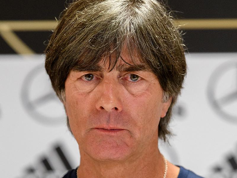 Йоахим Лев решил досрочно уйти с поста тренера сборной Германии по футболу