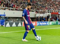"""""""Барселона"""" объявила Месси лучшим бомбардиром всех времен в одном чемпионате"""