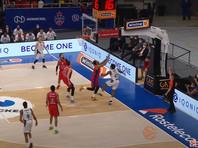 Баскетболисты ЦСКА проиграли второй матч подряд в Евролиге