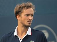 Теннисист Даниил Медведев стал второй ракеткой мира