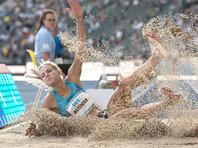 Легкоатлетка Клишина вернулась к соревновательному процессу, прыгнув дальше семи метров