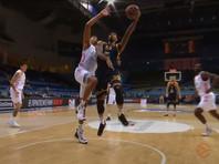"""Баскетболисты """"Химок"""" прервали кошмарную серию поражений в Евролиге"""